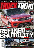 Subscribe Truck Trend Magazine